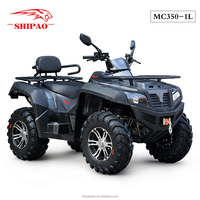 MC350-1L Chinese atv brands Marshic 350cc 4x4 atv