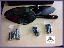 motorcycle back mirror Artificial buffing rear mirror mirror