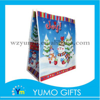 china supplier custom colorful paper shopping bags