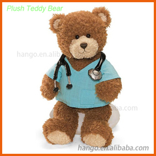 Doctor And Nurse Teddy Bear Plush Toy