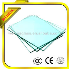 Colored Safety Tempered Glass Thickness with CE / ISO9001 / CCC