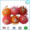 Customize printing 5''/7'' yoyo flashing puffer ball
