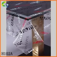 Super clear flexible plastic pvc sheet for table cloth