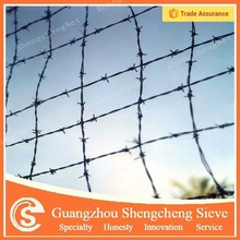 Especially export to developed country galvanized twisted barbed wire