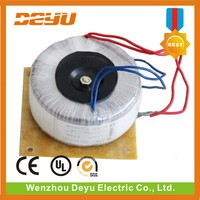70W 70VA Low voltage low current electrical toroidal transformer electrician toroidal transformer machine toroidal transformer