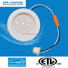 big discount availableb 3inch 8w gu10 led recessed light with ES ETL for American market