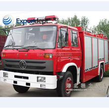 Dongfeng Fire Truck Specifications 3.5m3 Water Tank,0.5m3 Foam Tank For Sale