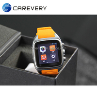 High quality 3G cell phone wrist watch mobile phone with sim card slot gsm wifi smart watch