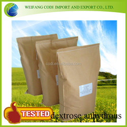professional supplier dextrose anhydrous 5996-10-1