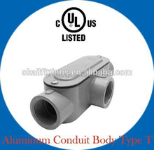 PVC coated EMT LL type conduit body