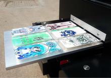 newest A4 UV printer, cell phone case/plastic card/transparent business card printing machine