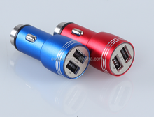 Super mini output 5v 2.1a car adapter