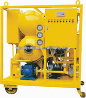 Double Stage Vacuum Transformer Oil Purifier series ZYD
