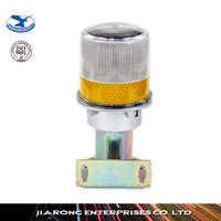 Free sample available road construction solar traffic signal light
