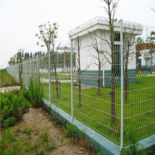 Alibaba China Wire Mesh Metal Iron Outdoor Dog Fence For Kennel