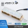 High lumen 100lm/w 60 watt led street light module,flood lighting retrofit