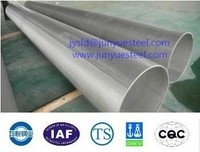 TP321BA seamless stainless steel heat exchanger tubes for oil refineries