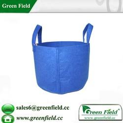 Geotextile hanging garden bag,colourful hanging garden bag