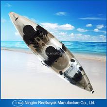 Factory Manufacturer single person plastic kayak
