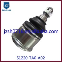 ATV BALL JOINT 51220-TA0-A02 51220-TA0-A01 FOR JAPANESE CARS FRONT AXLE LOWER