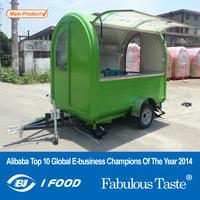 2015 HOT SALES BEST QUALITY petrol food caravan with 3 wheels gas tricycle food caravan salad food caravan