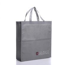 custom printed reusable eco non woven shopping bag manufacturer