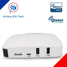 Z-wave gateway wireless home automation factory in China