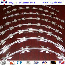 High Security welded razor mesh piece (manufacturer)