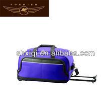 polyester trolley travel bag travel duffle bag