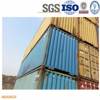 40ft used shipping container for sale export SOC container