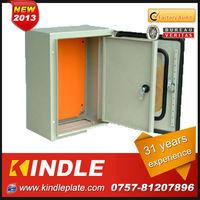 OEM custom Steel Waterproof electronic metal enclosure for outdoor use