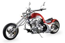 motorcycle chopper