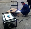 BISON(CHINA) 5kw Honda portable silent welder generator of long run time
