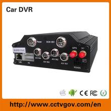 Hard Disk 3g gps wifi car dvr For Taxi Car School Bus Truck Police car