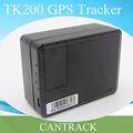 vehcile gps tracker kit 3 ano de espera longa equipamentos de espionagem com mínimo consumo de energia de libras e de rastreamento gps tk200