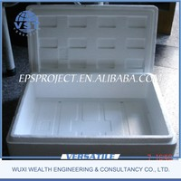 Excellent quality EPS Foam Fish Box