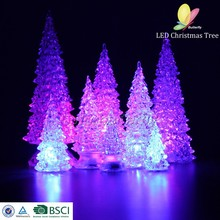 2015 New Novelty Wholesale Various Sizes Colorful Christmas Tree Decoration Led Christmas Tree