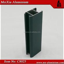 aluminium top hat profiles