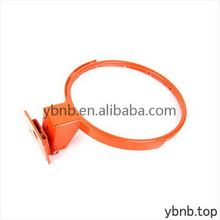 Contemporary exported basketball ring and board