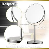 2015 Classic Design chrome plating interior or bathroom decorative mirror