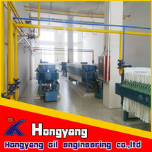 high oil yield low consumption tea seed edible oil processing line