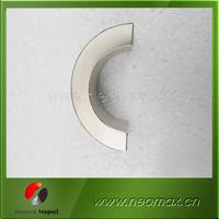 Neodymium Arc Magnets For Motors