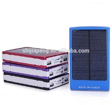Cell phone Solar Power Bank Charger 100000mah Power bank for blackberry z10