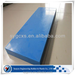 colored transparent plastic/closed cell polyethylene/chopping board with weight