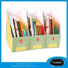 eco-friendly puissant clip document holder 2015 latest pp a4 l --shape document pockets eco-friendly binder