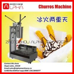 Hot sale!Churros machine for sale/spanish churro machine
