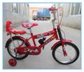 tamaño de bicicleta de los niños de 12 pulgadas a 20 pulgadas