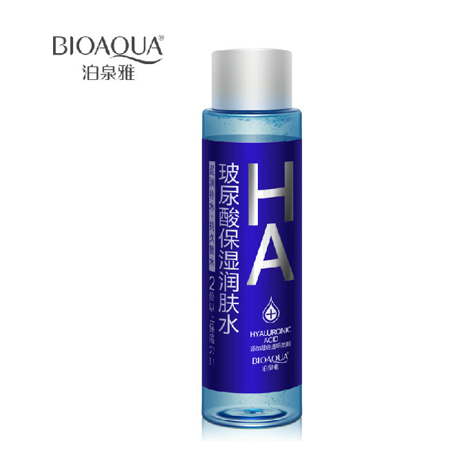 Body lotion with hyaluronic acid