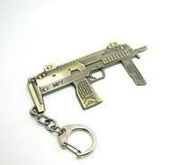 keychain gun , keychain promotional for business gift