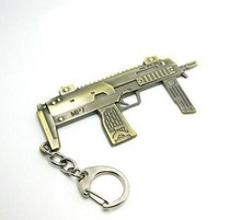 keychain gun , keychain promotional for business gift
